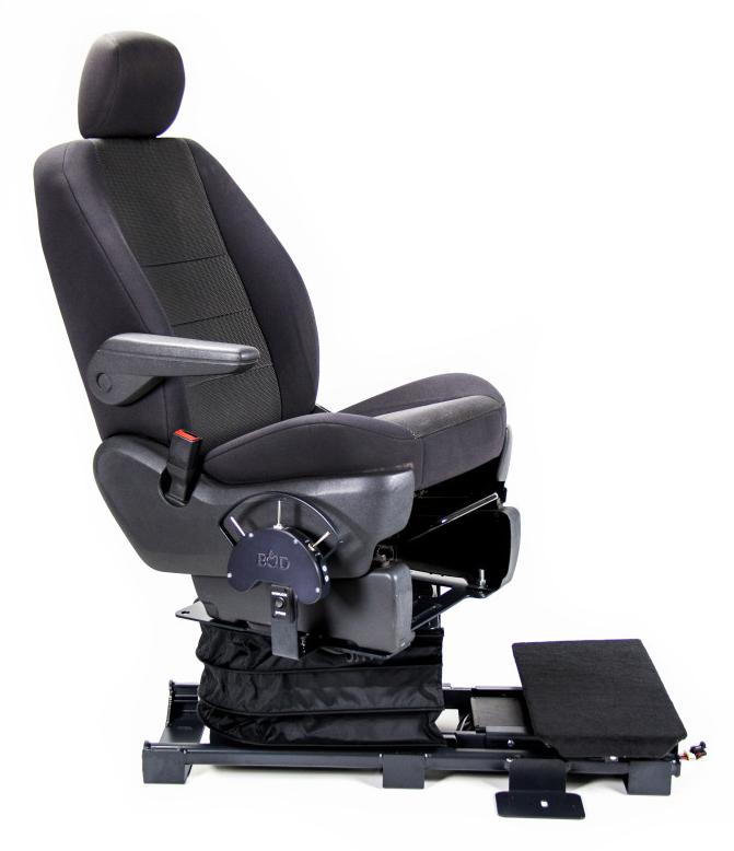 ComfortSeries transfer seat